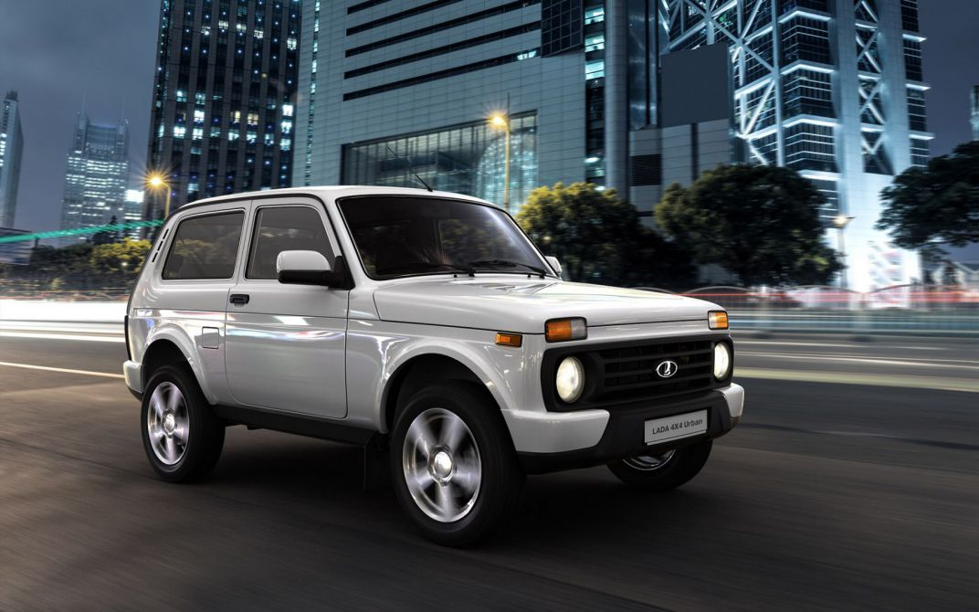 Lada 4x4 Urban